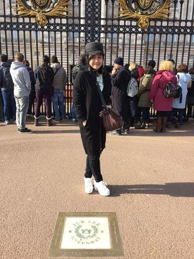 Buckhingham Palace LONDON❤ That's Me Hi! Holiday