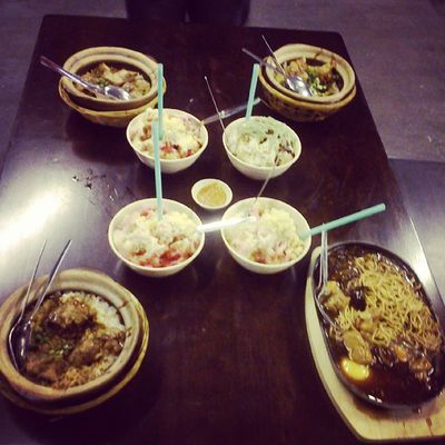 Jalan2 Lepak Dinner Western +aseanfoodDataranpahlawan