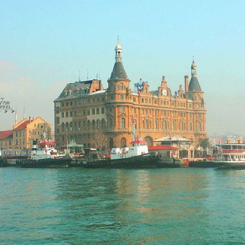 Turky Marmara_sea Sea