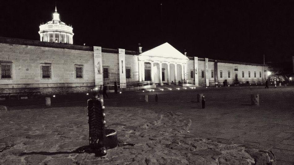 De noche por la ciudad, Instituto Cultural Cabañas Gdl