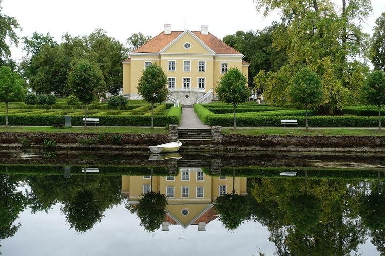 Palmse Manor in