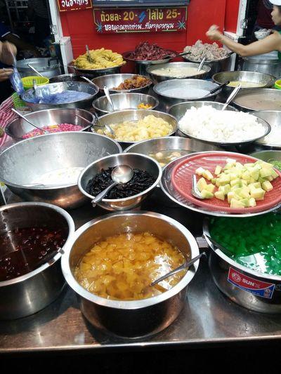 Sweets Enjoying Life Suratthani ของหวาน