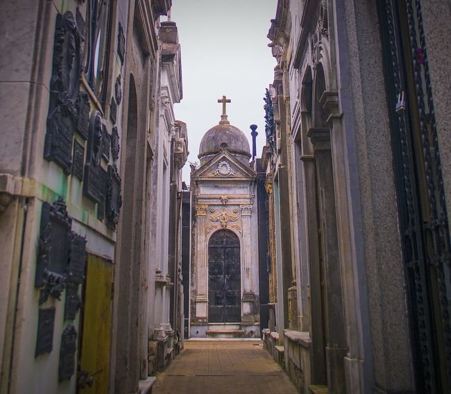 Architecture Built Structure Building Exterior History Argentina Argentina Photography Recoleta Cemetery