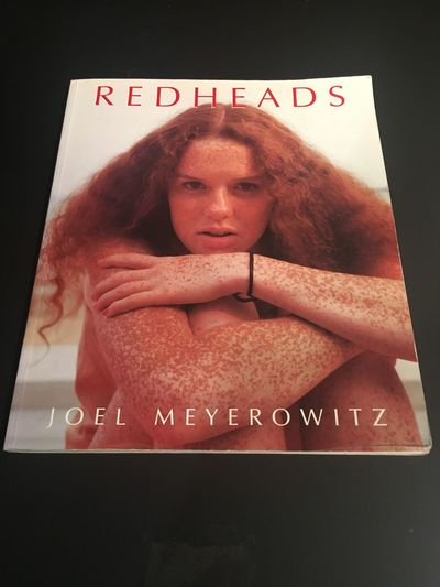 Joel Meyerowitz Exhibition c/o Berlin Dez 2017 Model Exhibition Redhead Text Western Script Communication One Person Indoors  Close-up Day