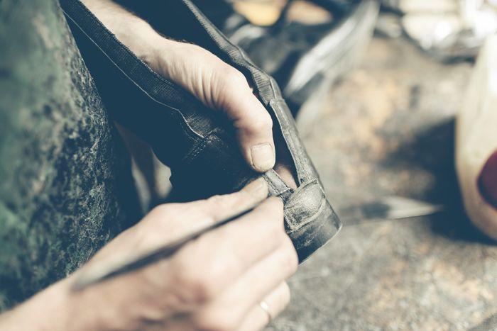 Handcraft Handwork Shoemaker