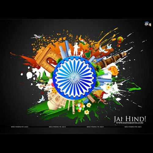 HappyIndependenceDay India 69thindependentday Mumbai Loveindia Lovemycountry 15thaugust 2015  Cheers Celebrate Freedom Independent  Global