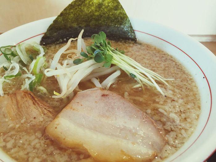 こってりラーメン¥650。 IPhoneography Japanese Food Ramen Noodles