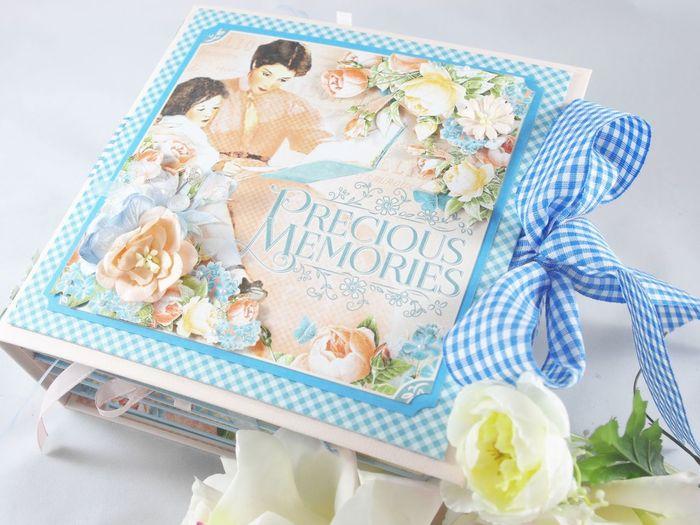 Album cover scrapbook Hobbies Collection