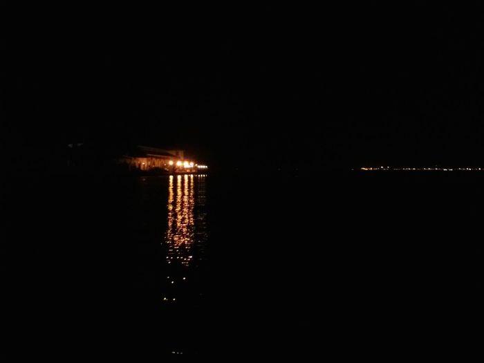 Izmir at Night.