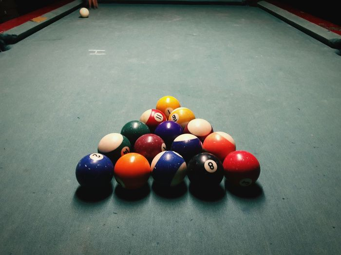 Pool Game Recreation  EyeEm Selects Pool Ball Pool - Cue Sport Snooker Pool Table Snooker Ball Sport Pool Cue Multi Colored Close-up Pool Hall Ball Stories From The City