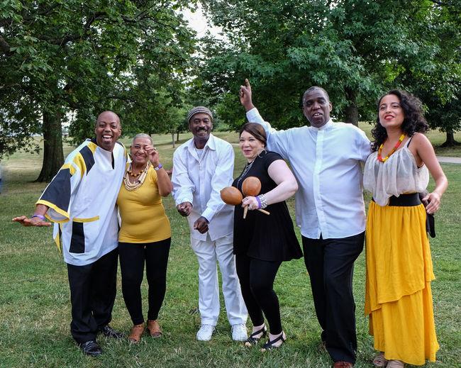 Afri-Garfuna band has a summer outdoor gig in 20016 in Hartford,CT. Afri-garifuna Jazz Ensemble Fusion Of Garifuna And Jazz Rhythms And Melo Garifuna Jazz