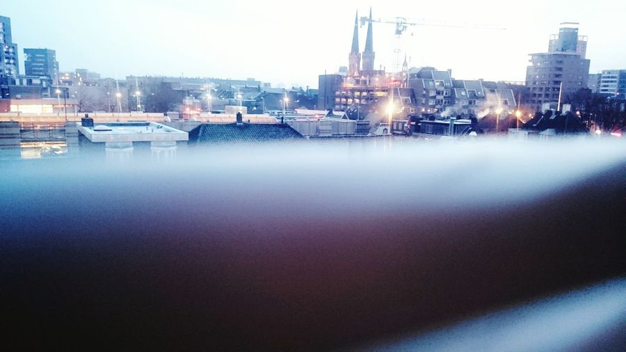 Skyline Rooftops City Morning Light Hello World Reconstruction Buildings Buildings & Sky Window Window View Good Morning Pastel Power Lights Hello World ✌ Showcase March Here Belongs To Me View From My Window Vieuw From My Window The Architect - 2016 EyeEm Awards