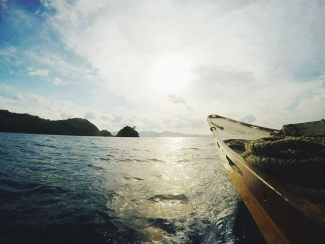 Boat Sea Traveling Travel Photography El Nido, Palawan Philippines Gopro Goprohero4 Gopro Shots