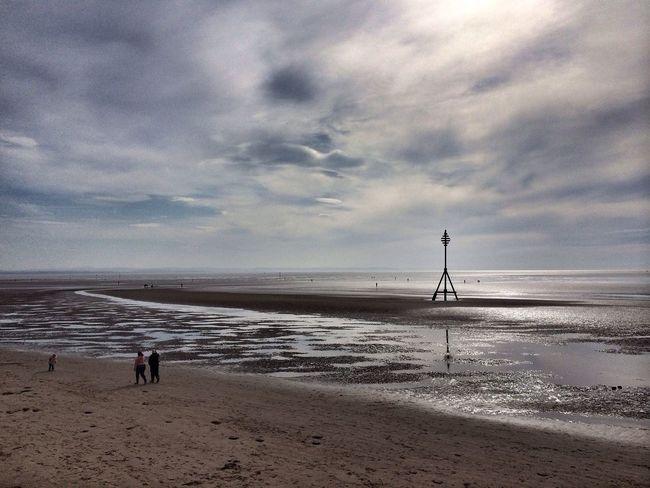 Beach Crosby Beach