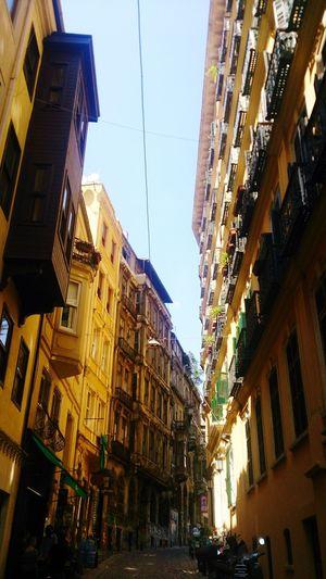 Street Streetphotography Taksimbeyoglu Enjoying Life Istanbul Streetphoto Architecture