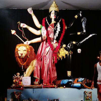 Navaratri Festival India Godess Durga