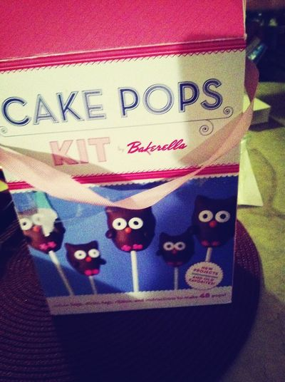 Bout To Make These Cake Pops