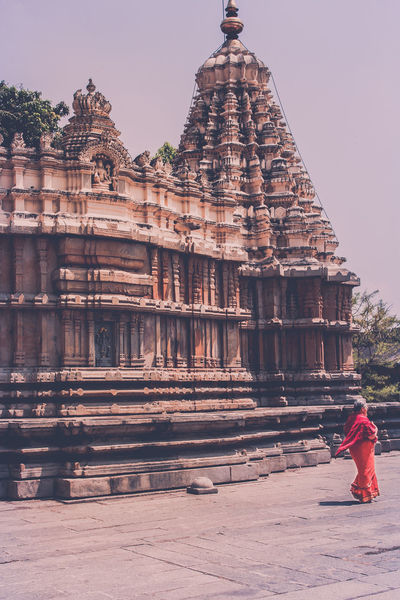 god and godness Architecture Architecture_collection Cultures Day God And G Grandma India One Person Outdoors People Place Of Worship Religion Sky Spirituality Temple Travel Travel Destinations Vertical