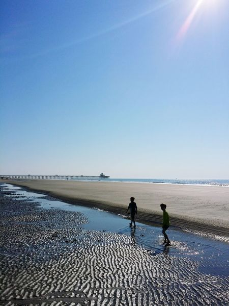 Essence Of Summer Enjoying Life Folly Beach Beach Day Ocean Kids Having Fun Tidepools