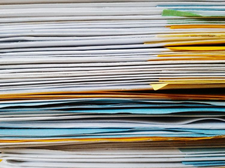 Backgrounds Stack Full Frame Paper Paperwork Textured  No People Close-up The Media Outdoors Day Sommergefühle EyeEmNewHere EyeEm Selects Eyeem Market Breathing Space Investing In Quality Of Life The Week On EyeEm