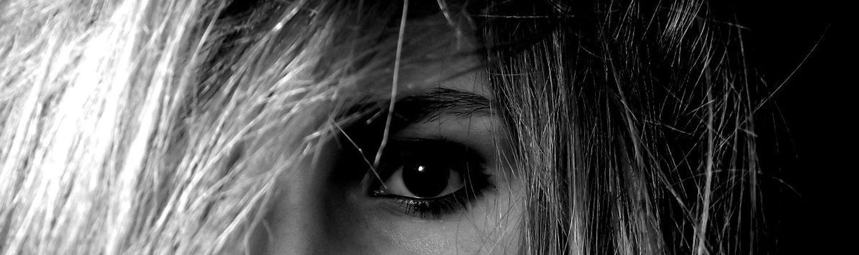 Autoportrait Noir Et Blanc