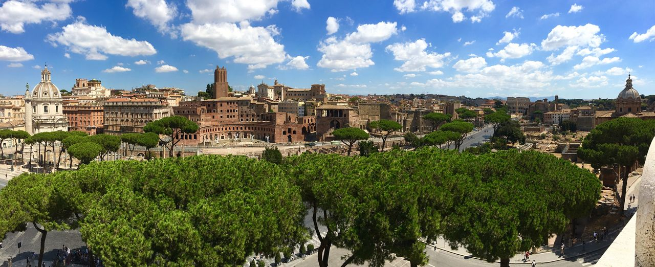 Architecture City Travel Destinations Government Roof Building Exterior Business Finance And Industry No People Cityscape Landscape Outdoors Urban Skyline Day Foro Romano Roma Italia Frainf EyeEmNewHere