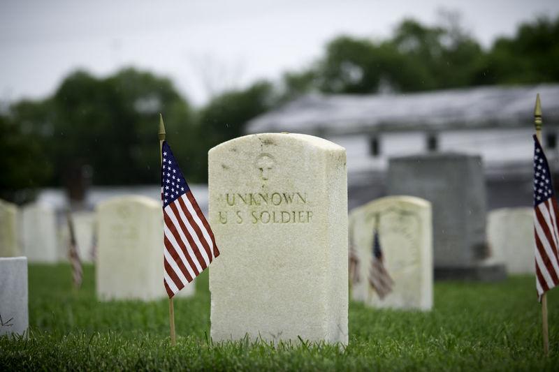 Memorial Memorial Day Cemetery Emotion Flag Memorial Patriotism War Memorial
