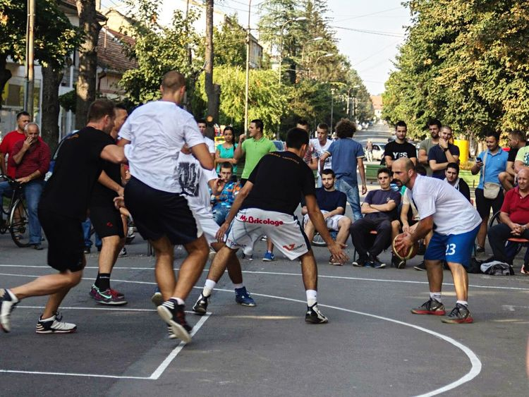 Learn & Shoot: Layering Basketball Boulevard This Is My Town Turnir 2015 🏀
