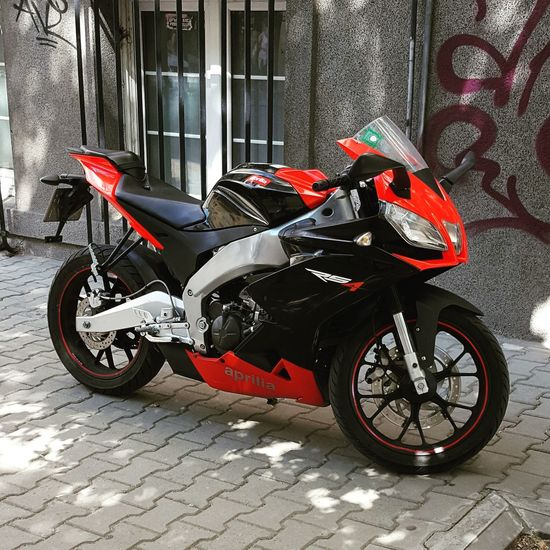 Beautiful Aprilia Motorcycle