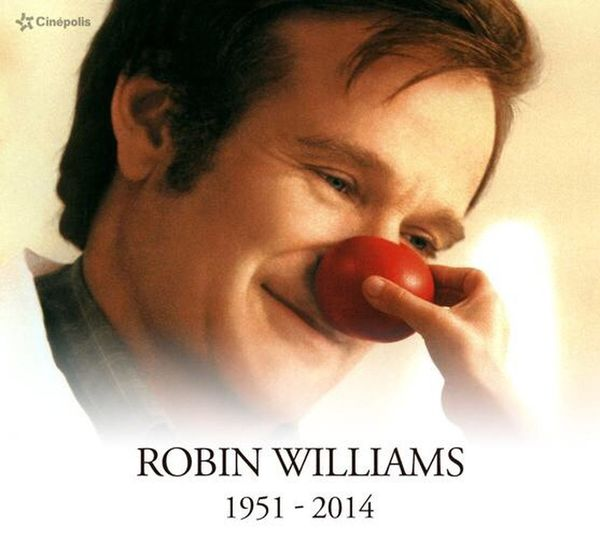 RobinWilliams Rest In Peace Descanseenpaz Actor ???????