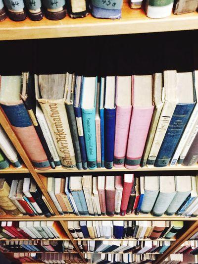 Books in the