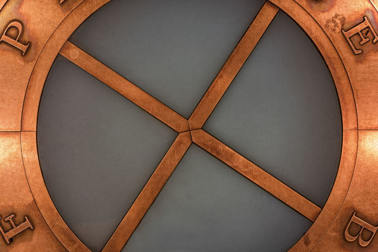 FloorCovering Architectural Feature Architecture Backgrounds Built Structure Circle Close-up Day Design Detail Directly Below Floor Covering Full Frame Geometric Shape Low Angle View No People Ornate Part Of