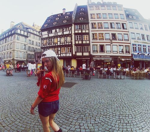Cityscapes Scout Strasbourg mon amour