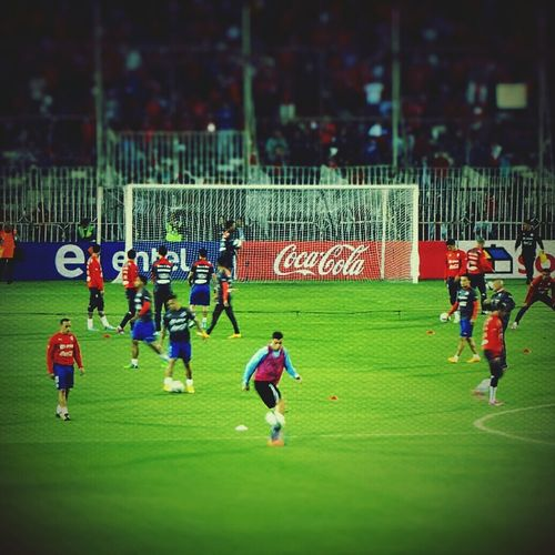 Sony QX10  Football Chile Soccer⚽