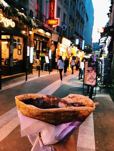 Creepe Paris Francia France Creepe