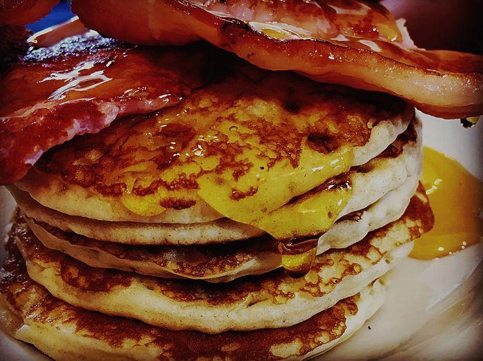 Pancakes Food