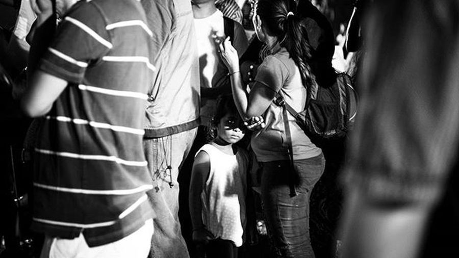 quietly, child. Taken at the RP rally last night in Buangkok // GE2015 Postthepeople Makeportraits Madaboutsingapore2015 Madaboutsingapore