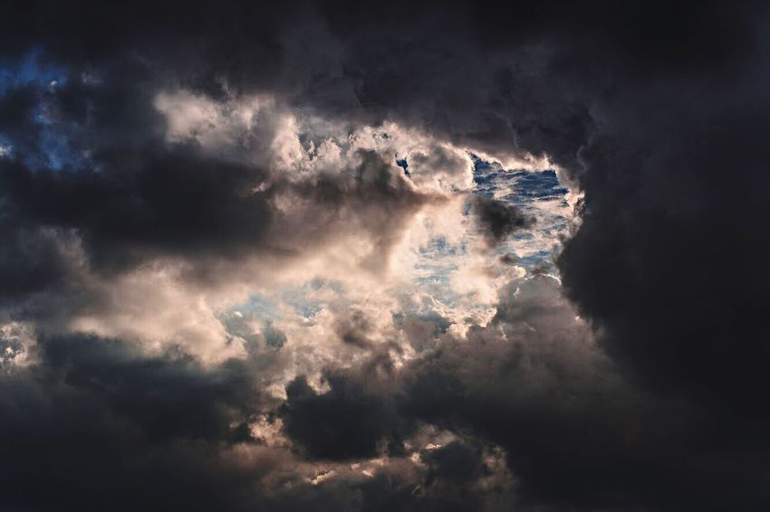 Eye 👁 Beauty In Nature Nature Cloud - Sky Scenics Sky Tranquility No People Tranquil Scene Outdoors Storm Cloud Day Power In Nature Nikon Lightroom Purity Sunlight