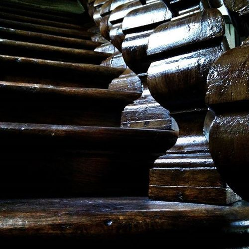Stairway StairwaytoHeaven Church Zwillbrock Germany