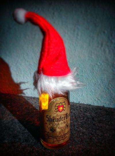 Xmas Skenderbeu Albanian Brandy