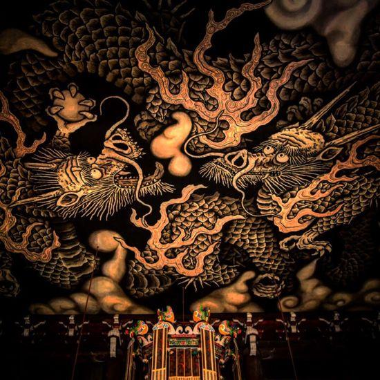 建仁寺 Kenninji Temple Japan 双龍図