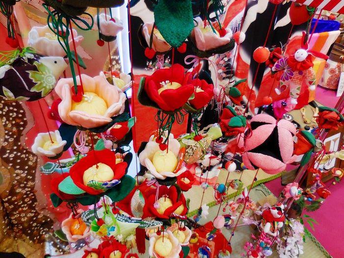 Dolls Exhibition Chick Ornament EyeEm Best Shots Dolls Japan つるし雛展 雛飾り 雛人形 桃の節句 ちりめん 🎎✨
