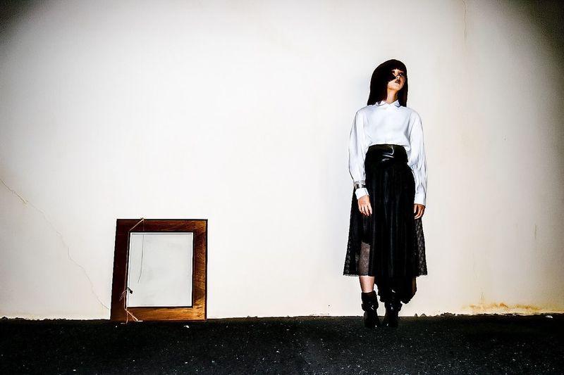 Personal / Clothing Womensfashion Streetsnap FashionSnap Street Portrait Womenswear Ladies Night Mens&ladies Selectshop Staff Ichinomiya Aichi Ysora イソラ
