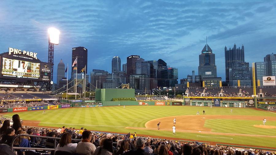 Pirates vs. Braves - PNC Park - Pittsburgh, PA - May 16, 2016 Pittsburgh Pittsburgh Life Pittsburgh Pirates PNC Park Baseball