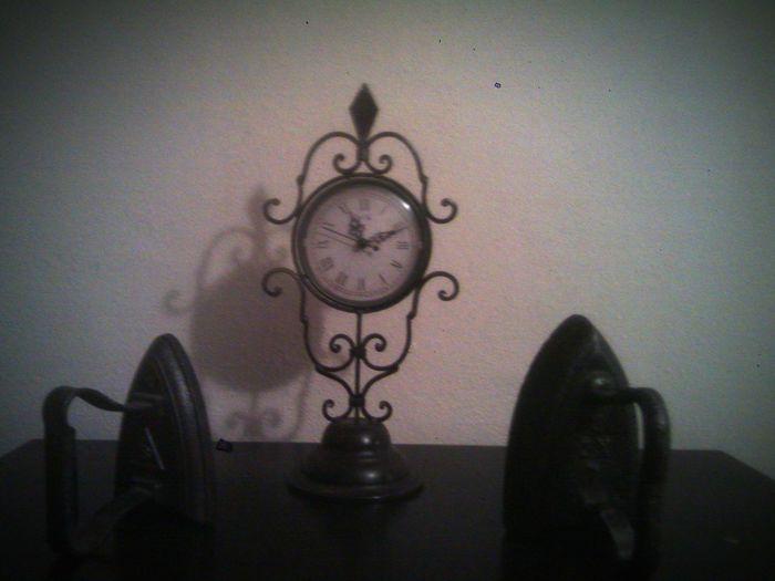 El tiempo 🕒