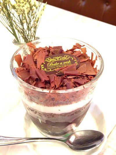 私はチョコレートが大好きです。 タイ