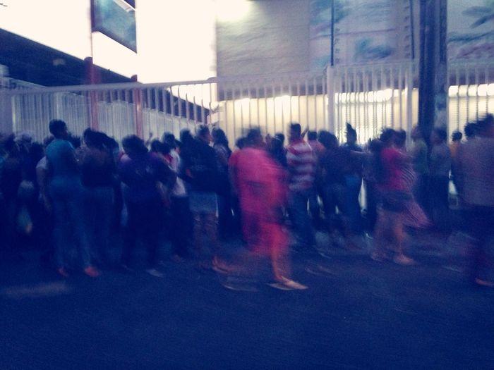 People waiting in line to buy food in Venezuela FailDown With Communism In Venezuela Down With Communism Everywhere