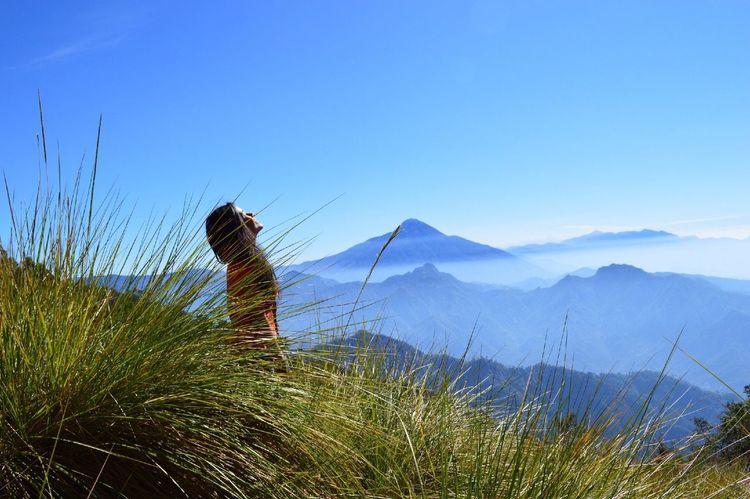 Tacaná de mis amores: al fondo volcán Tajumulco. Portrait Of A Friend First Eyeem Photo Hello World Enjoying Life