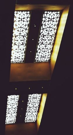 Architecture Low Angle View Indoors  Skylight By Design