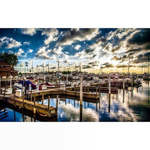 Docks Boats